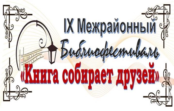 IX Межрайонный библиофестиваль